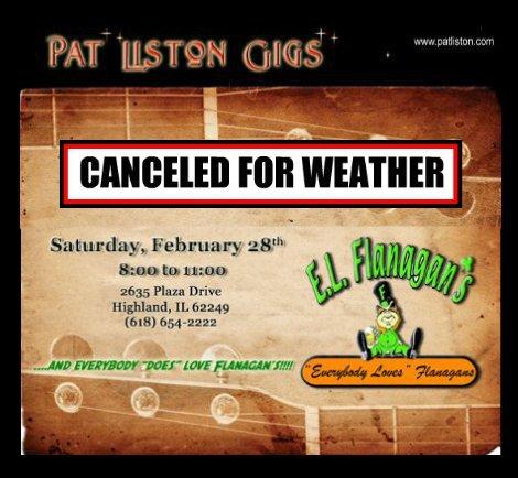 Pat Liston 2-28-15