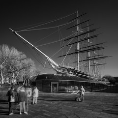 Cutty Sark and the Bag Guardian