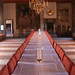 Small photo of Akershus Castle banquet table