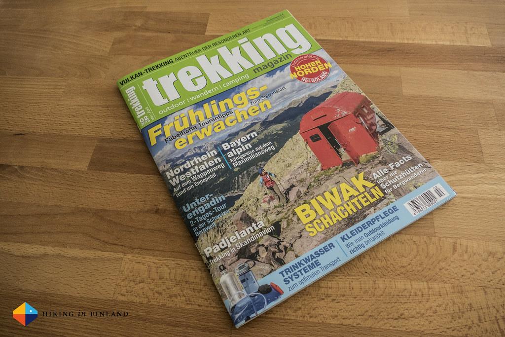 trekking Magazin 02/ 2015