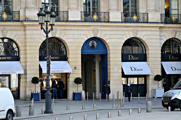 DSC_5275 Dior, Place Vendome Paris,