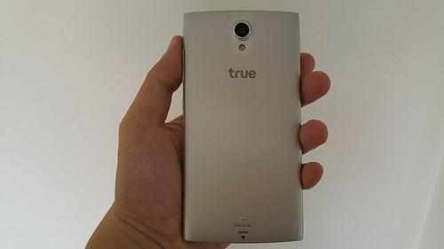 """True Smart 4G 5.5"""" Enterprise ด้านหลัง"""