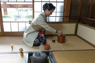 """今日のお菓子 No.162 – 主菓子""""西王母"""""""