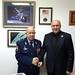 Alexey Leonov and FAS President General Vladimir Ivanov