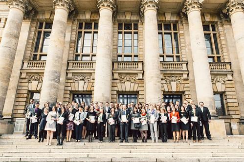 Steuerberaterbestellung 07.03.2015 im Bundesverwaltungsgericht Leipzig