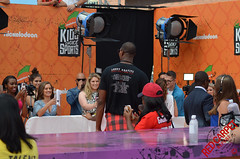 at Nickelodeon's Kids' Choice Sports 2016 #KidsChoiceSports - DSC_0158