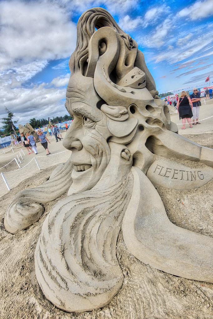 Parksville Sand Sculpting Competition & Exhibition