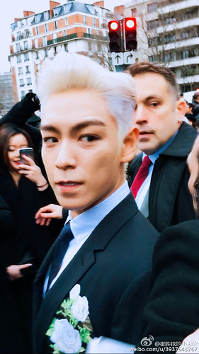 TOP - Dior Homme Fashion Show - 23jan2016 - 3937643767 - 07