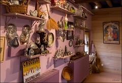 Musée du moule à chocolat à Villiers sur Tholon (89) - Photo of Aillant-sur-Tholon