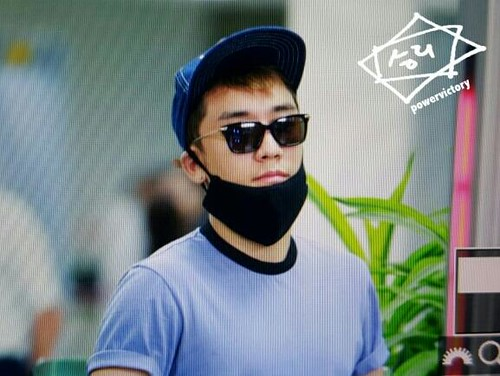 BIGBANG Departing Seoul to Osaka 2015-08-21 (14)