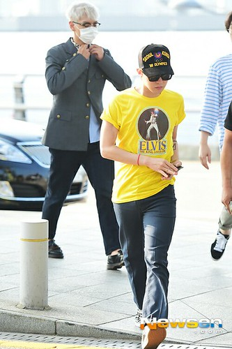 Big Bang - Incheon Airport - 07aug2015 - Newsen - 05
