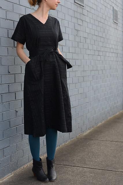 Sew House 7 Tea House Dress