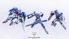 Gundam 00 Raiser, Exia Repair III, Exia Trans Am