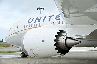 United B787-8 N20904 (United)