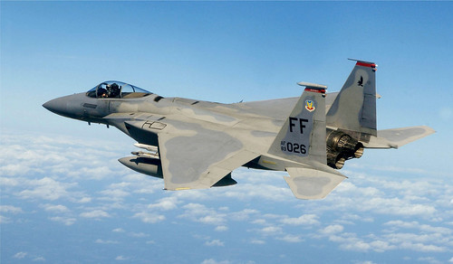 F-15,_71st_Fighter_Squadron,_in_flight