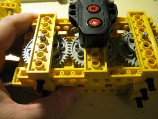 Cylinder-kugghjul