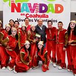 Entrega de Reconocimientos a Jóvenes Voluntarios de Coahuila y Rosca de Reyes 2014