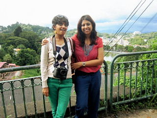 Sisters in Kandy