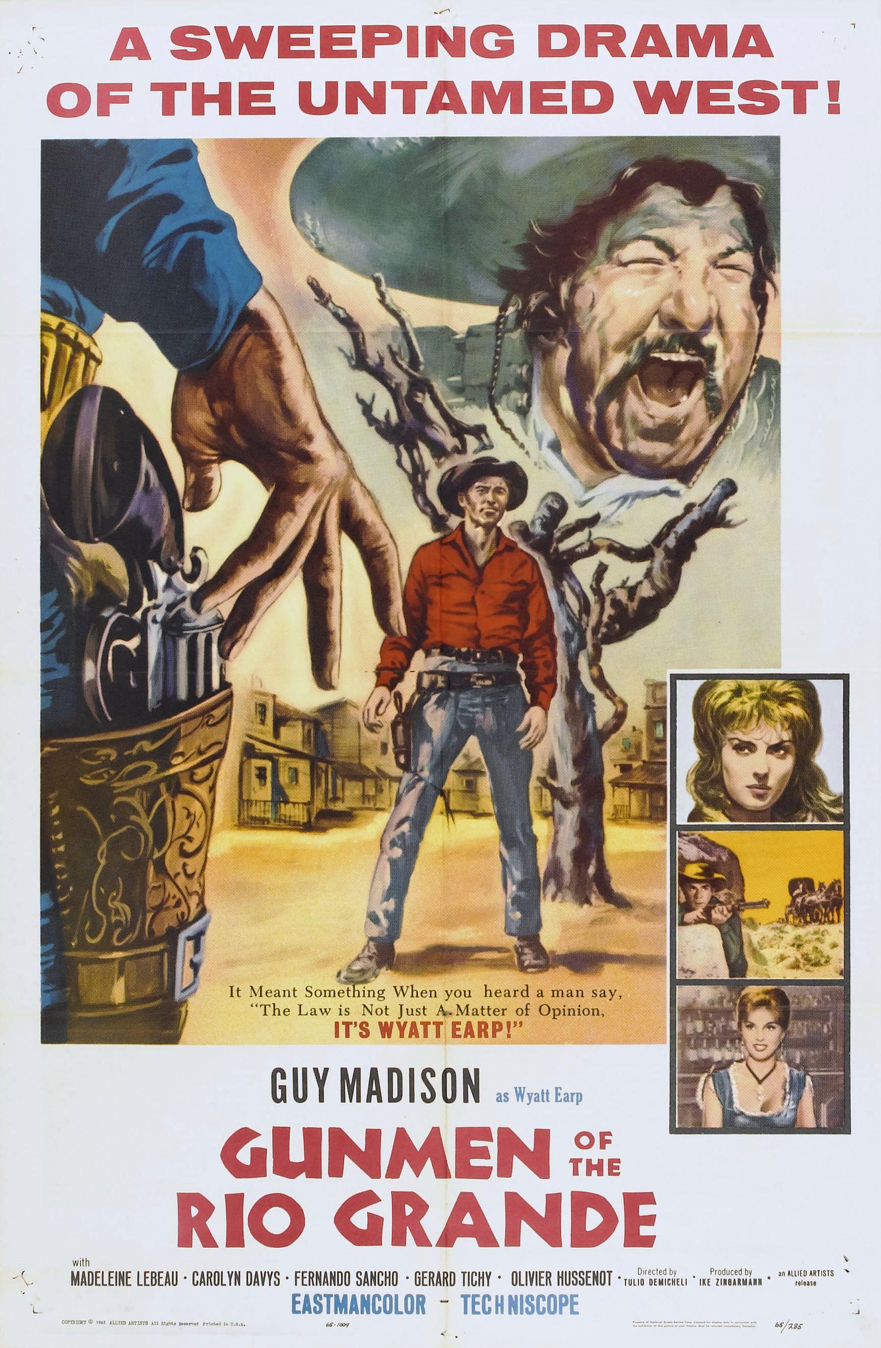 Gunmen of the Rio Grande (1965)