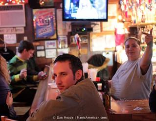 Jeanette, Bartender of the Sports Garden #6249