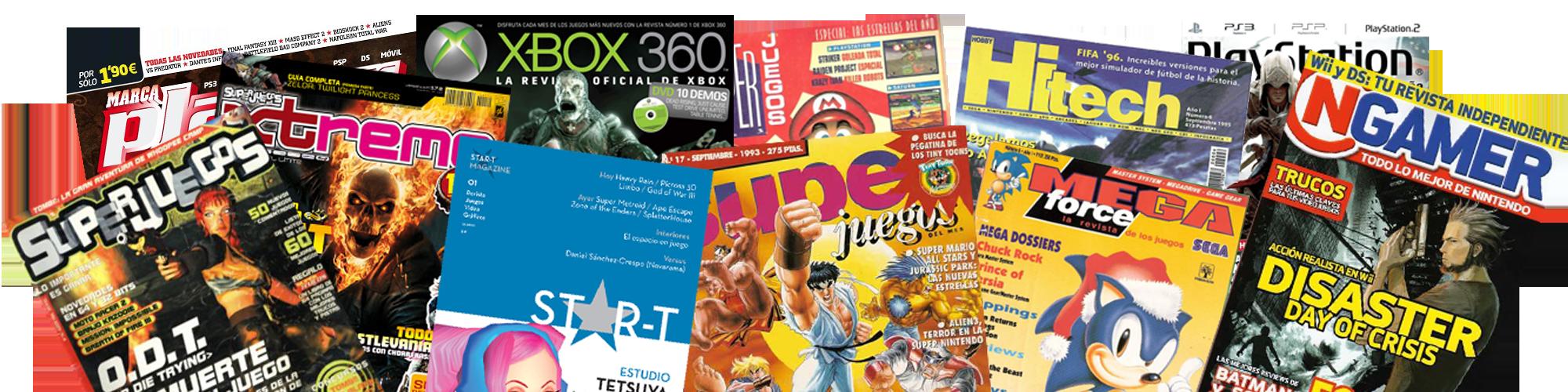 Fondo revistas