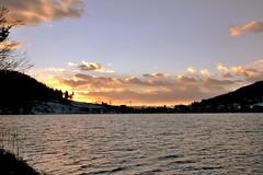 Lago della Serraia a Baselga di Pinè