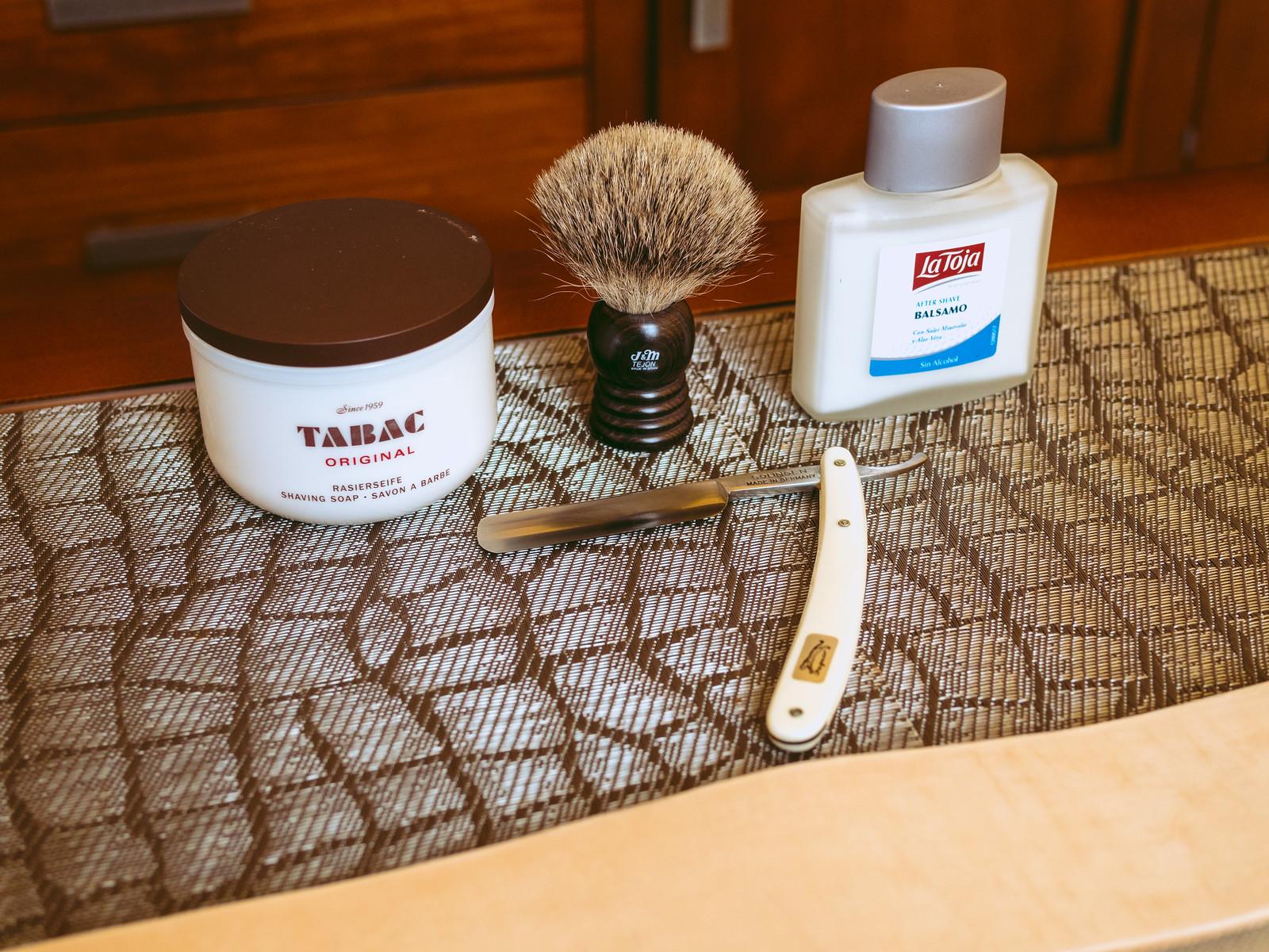 Straight Razor Shaving 101