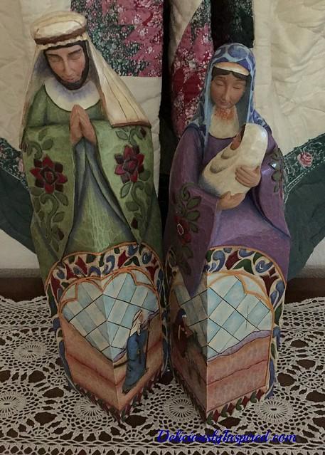 Christmas - Joseph and Mary