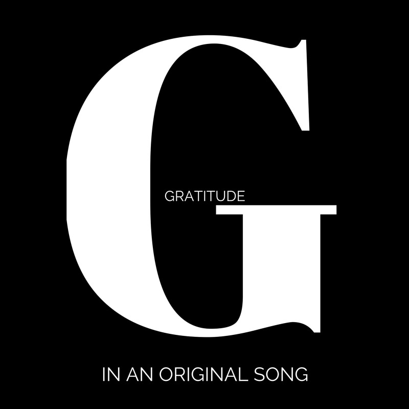 Gratitude in an Original Song | cookincanuck.com