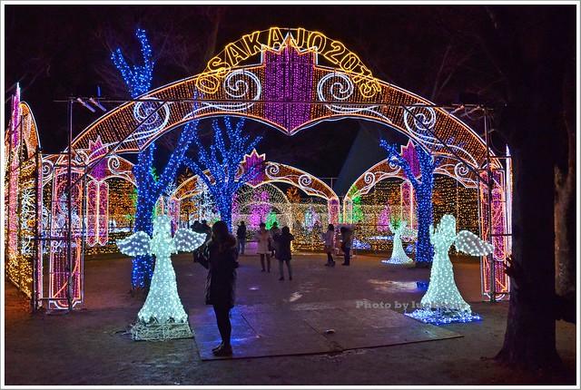 大阪城3D燈光秀2015003-DSC_3855