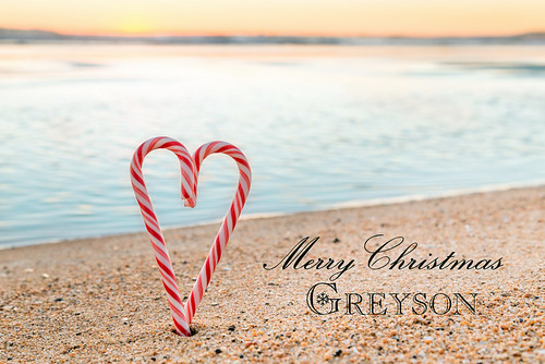 Greyson's Holiday Heart