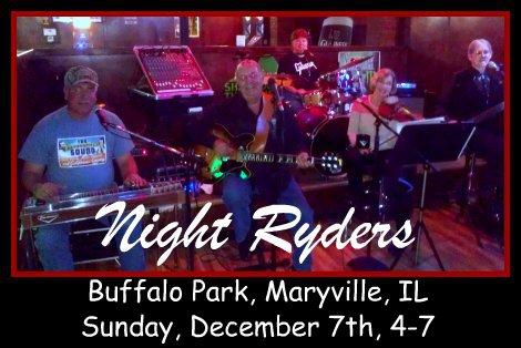 Night Ryders 12-7-14