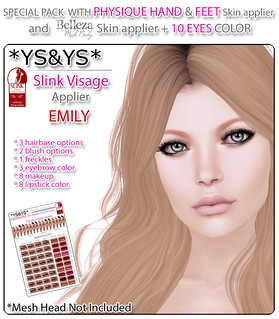 *YS&YS* @ My Slink Obsession - Emily