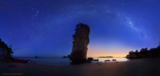 Sail Rock, Cathedral Cove