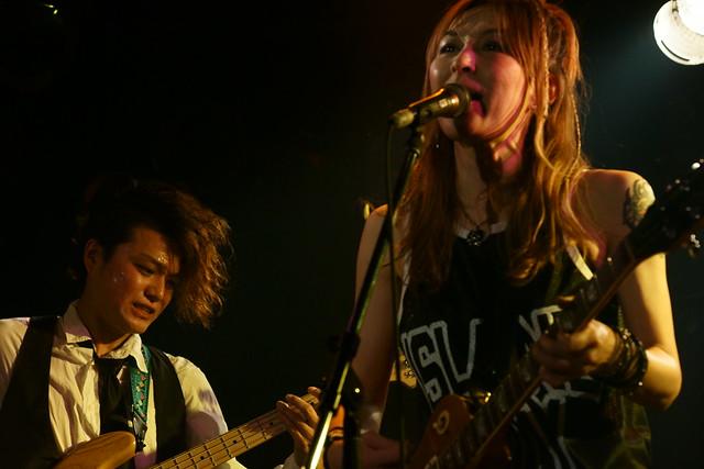Juz live at Outbreak, Tokyo, 09 Dec 2014. 125