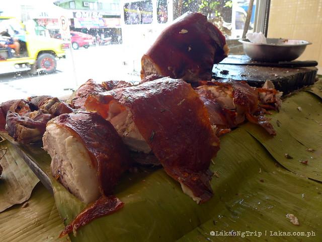 Lechon in Iligan City, Philippines