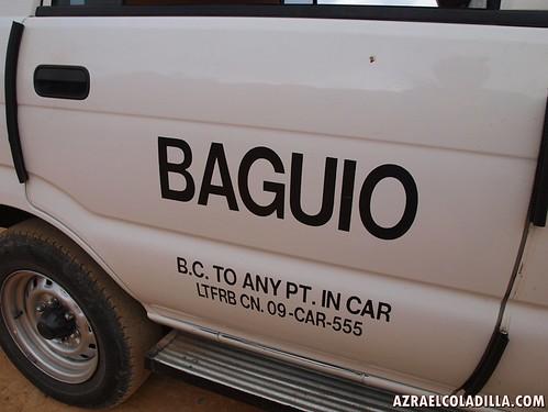 Baguio tour blog 18– Mount Sto. Tomas, radar, Baguio dam and highest peak