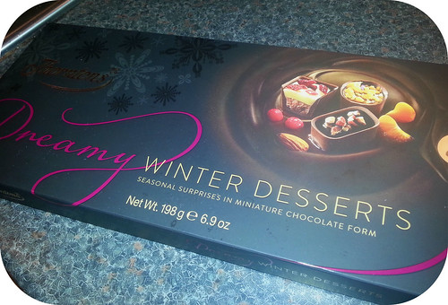 Thorntons Dreamy Winter Desserts