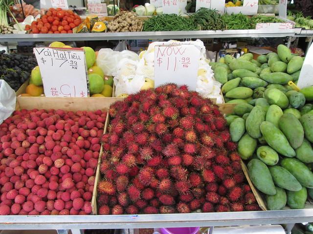 Cabramatta Food Market
