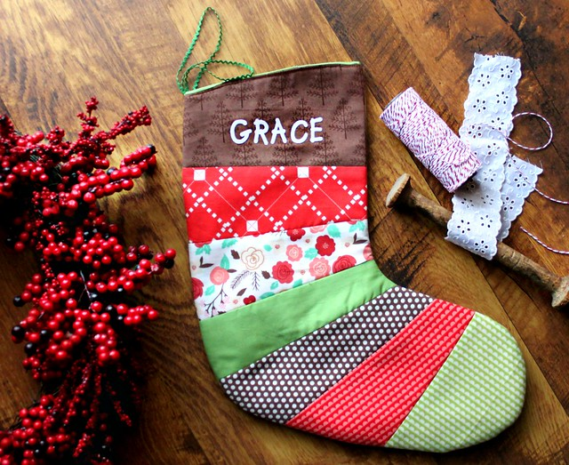 A Stocking for Grace