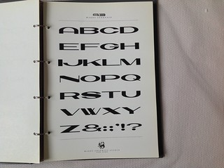 Waddy Typeface Vol. 1