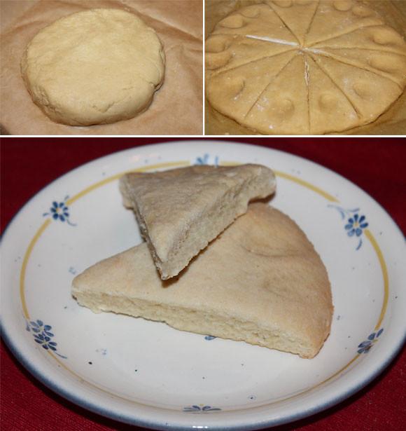 Gordon Ramsay's Vanille Shortbread