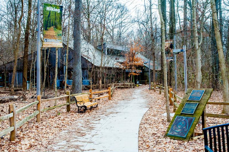 Wesselman Woods Nature Preserve