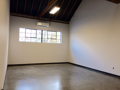 new office spaces at Annex