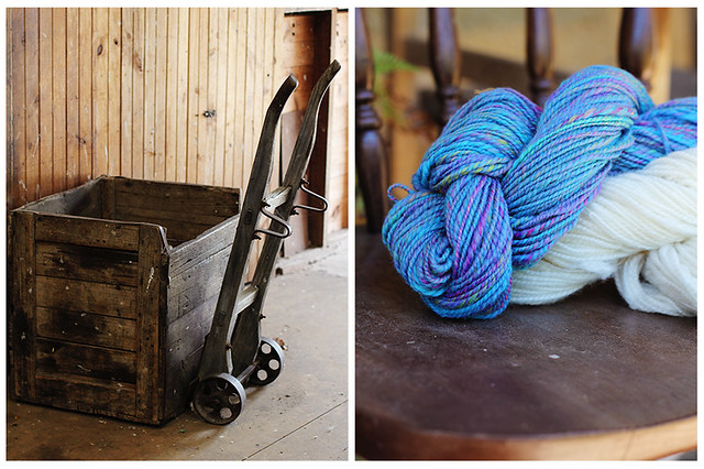 Trolley & Wool