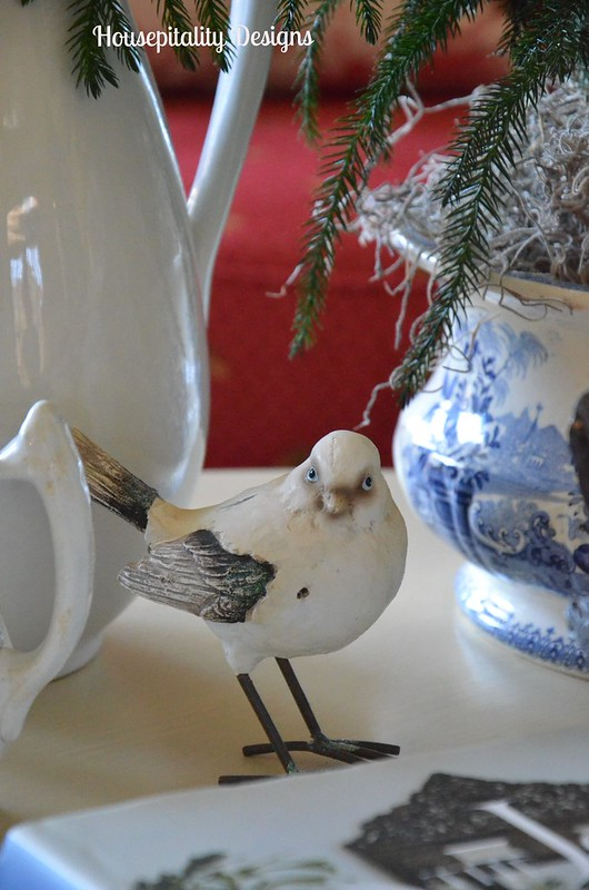 Winter Bird-Housepitality Designs