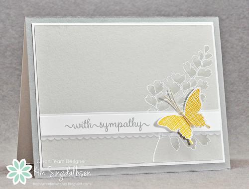 Sympathy Butterfly