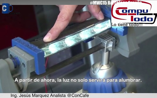 #MWC15 LiFi Li-Fi