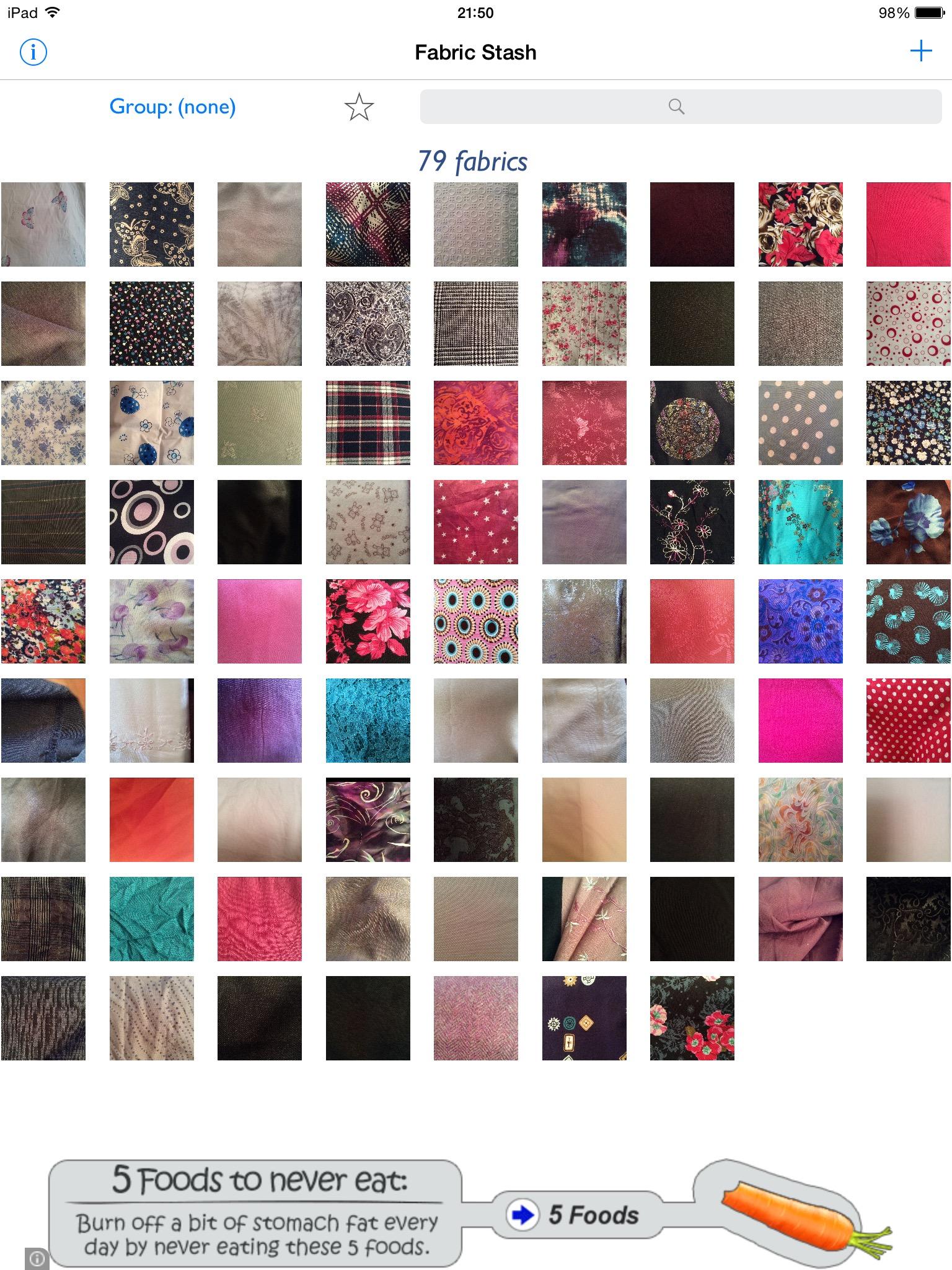 Fabric app