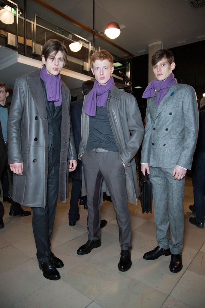 Elvis Jankus3236_4_FW15 Paris Hermes_Linus Wordemann, Adam Butcher(fashionising.com)